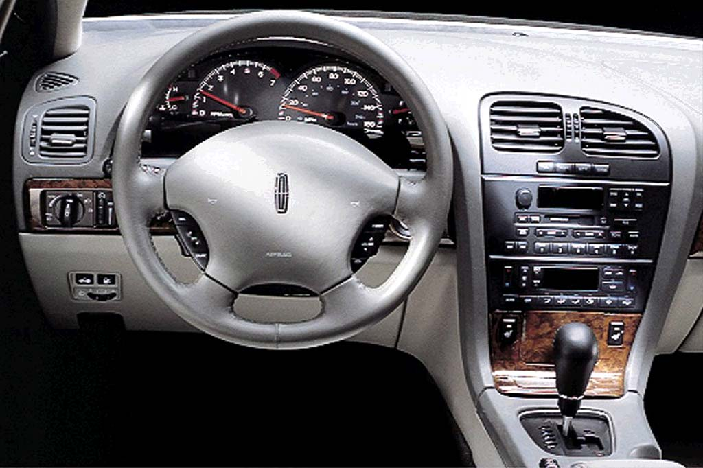 2000-02 Lincoln LS | Consumer Guide Auto