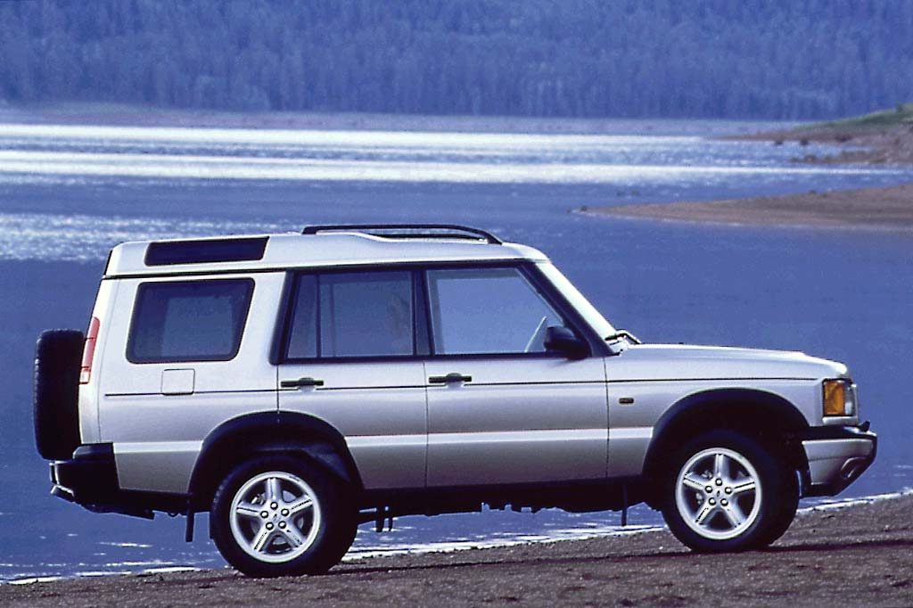 Land Rover Discovery 2 >> 1999 04 Land Rover Discovery Ii Consumer Guide Auto