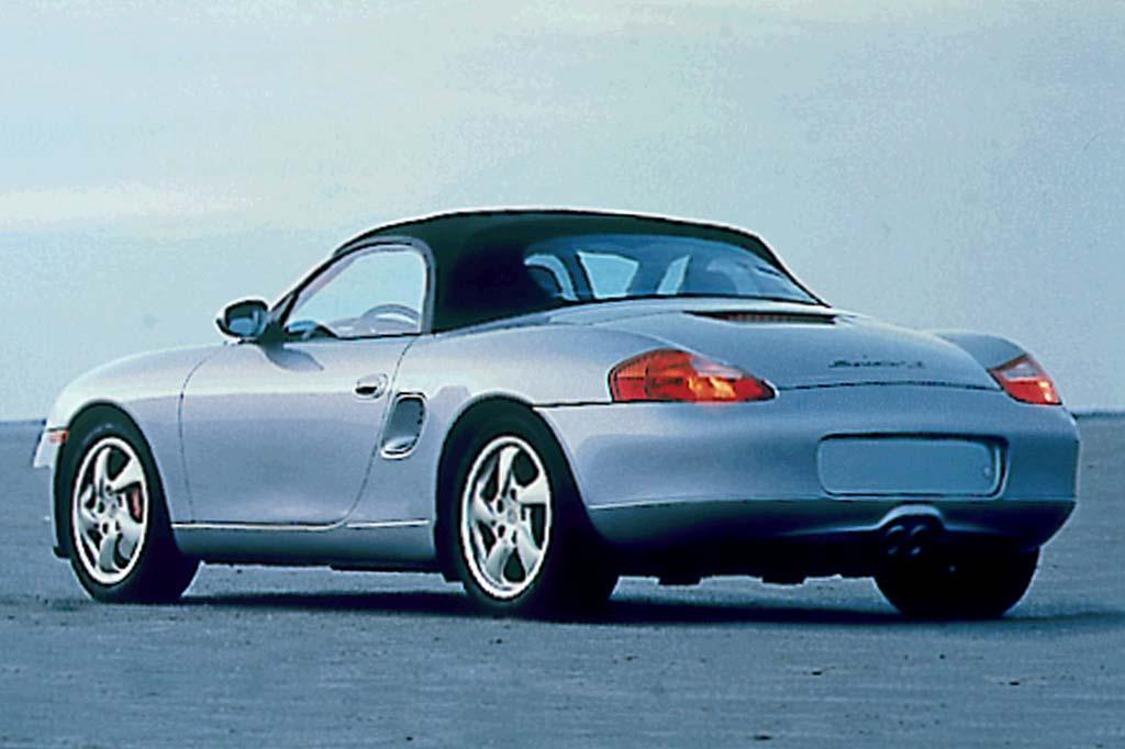 1997 04 Porsche Boxster Consumer Guide Auto