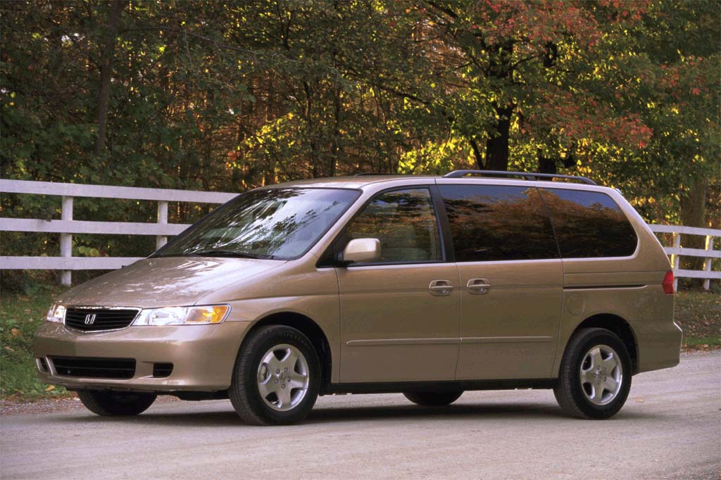 Best Car Warranty >> 1999-04 Honda Odyssey | Consumer Guide Auto