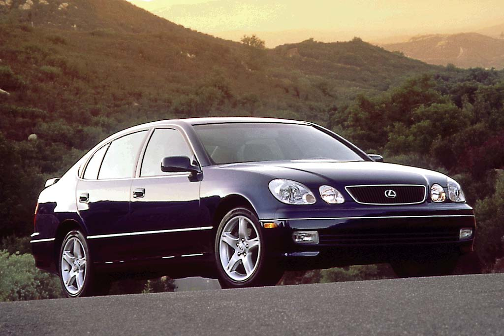 Used Japanese Engines >> 1998-05 Lexus GS 300/400/430 | Consumer Guide Auto