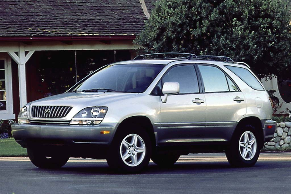 Best Family Vehicle >> 1999-03 Lexus RX 300 | Consumer Guide Auto