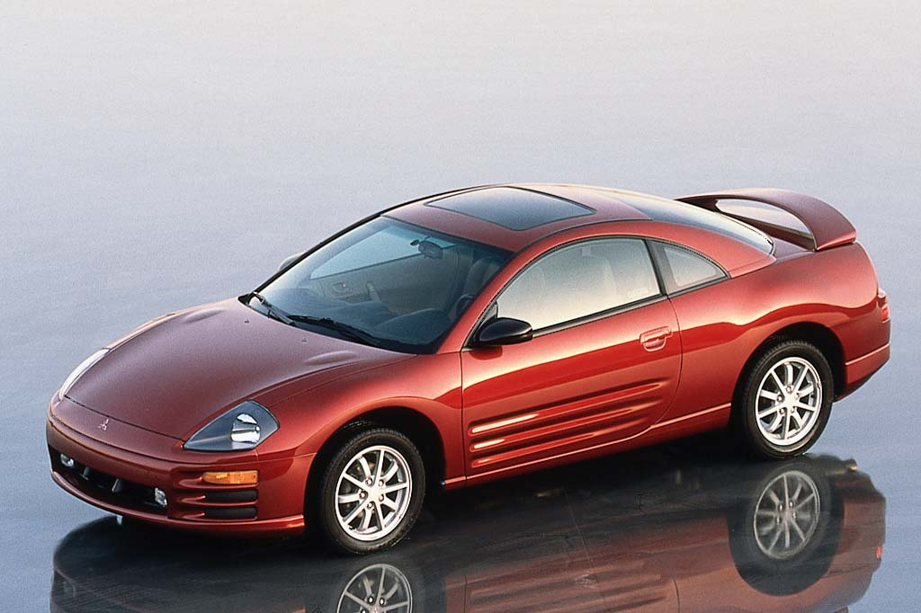 mitsubishi eclipse 2003 oil type