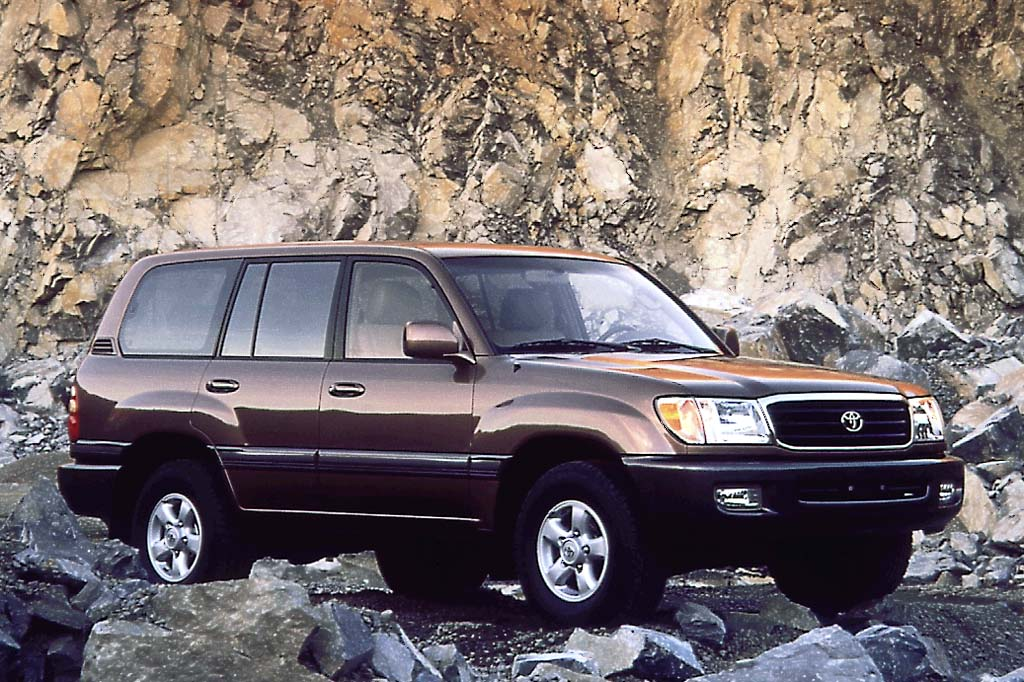 Toyota Build And Price >> 1998-07 Toyota Land Cruiser | Consumer Guide Auto