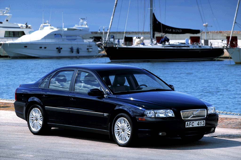 2002 volvo s80 t6 executive review