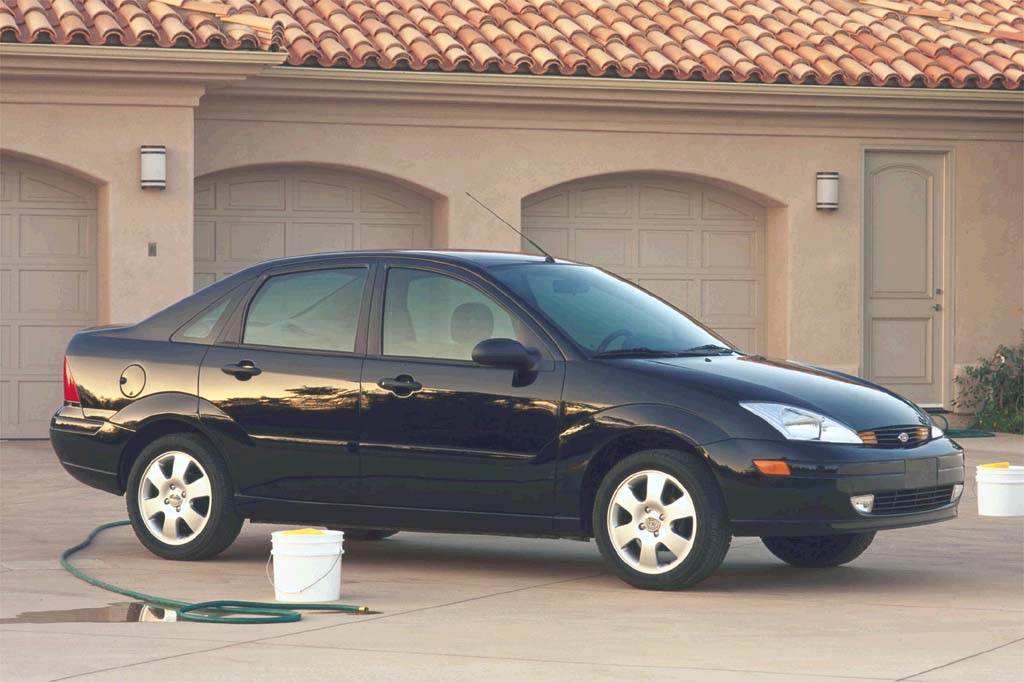2000 04 Ford Focus Consumer Guide Auto