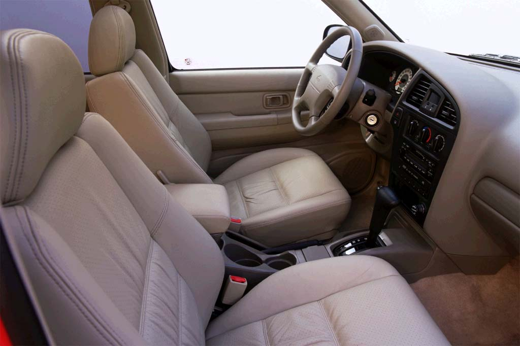 2003 nissan pathfinder reviews