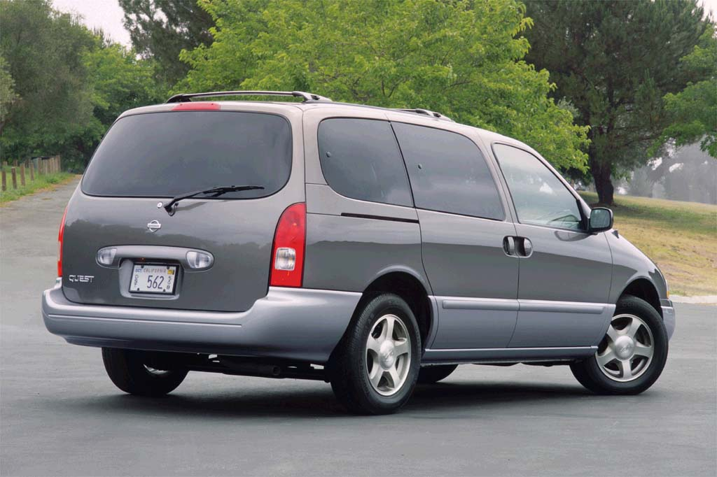 2001 nissan quest oil type