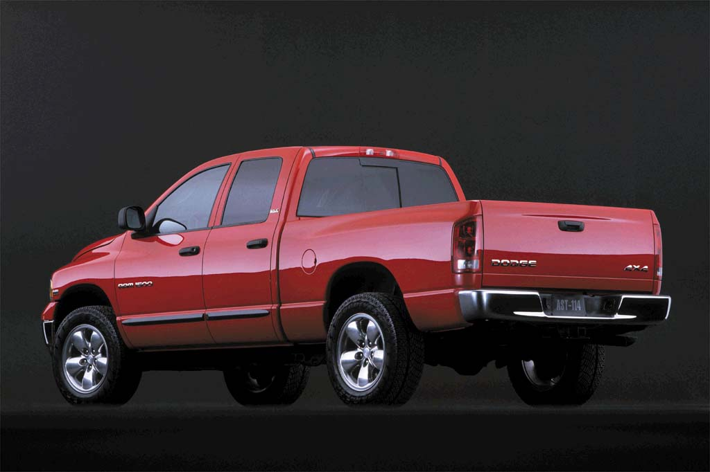 2002-05 Dodge Ram 1500 Pickup | Consumer Guide Auto