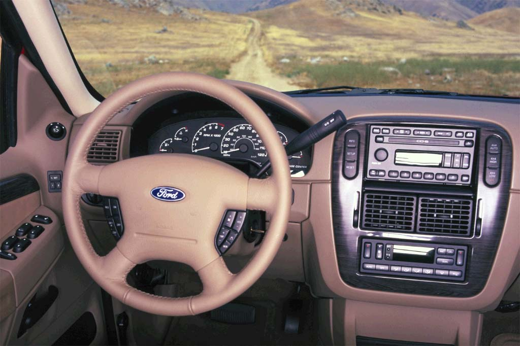 2002-05 Ford Explorer | Consumer Guide Auto