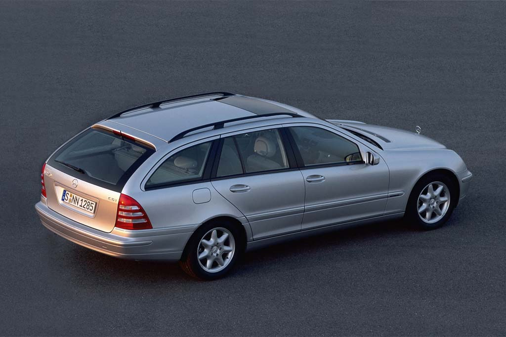 2007 mercedes wagon review