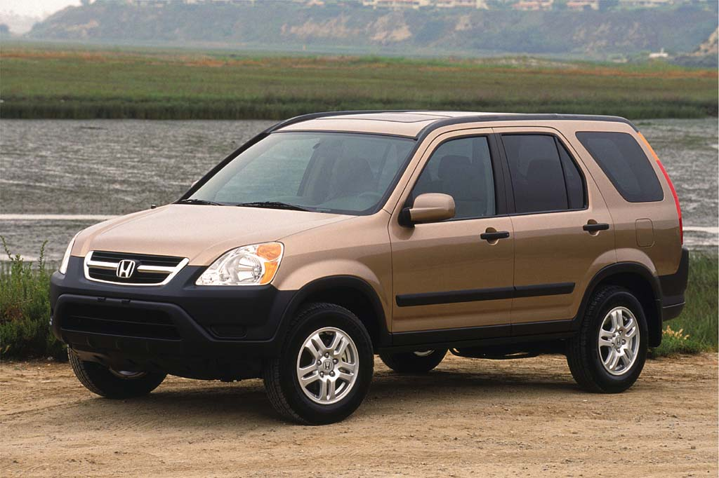 Best Used Trucks >> 2002-06 Honda CR-V | Consumer Guide Auto