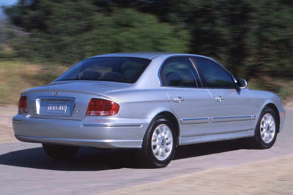 21+ Hyundai Car 2002 Model