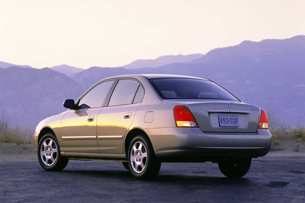 2001-06 Hyundai Elantra | Consumer Guide Auto on