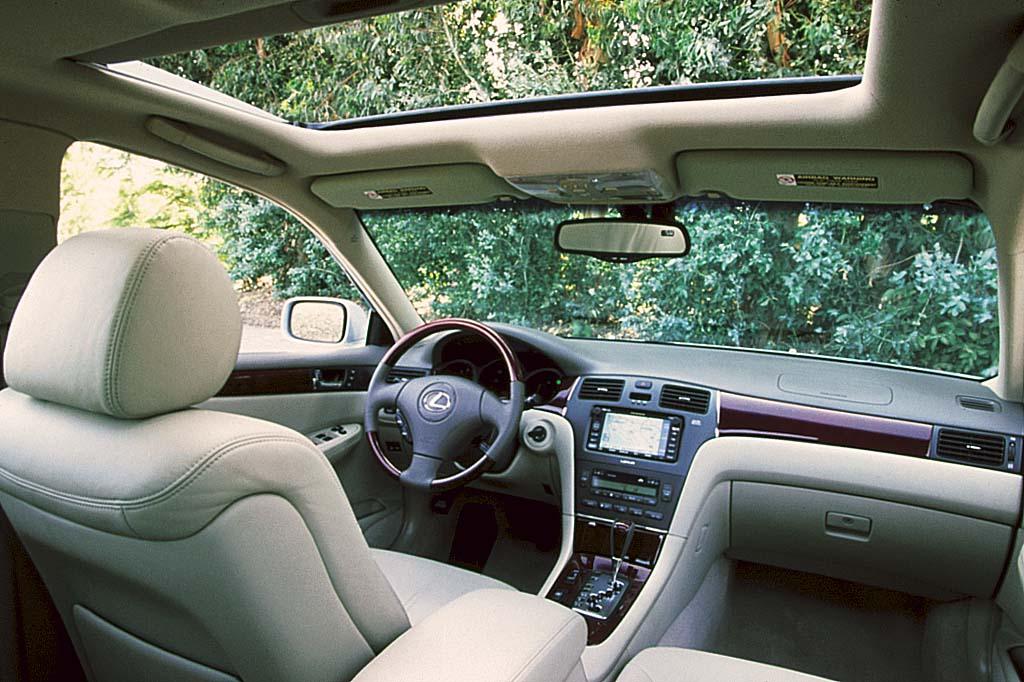 2002 06 Lexus Es 300 Es 330 Consumer Guide Auto