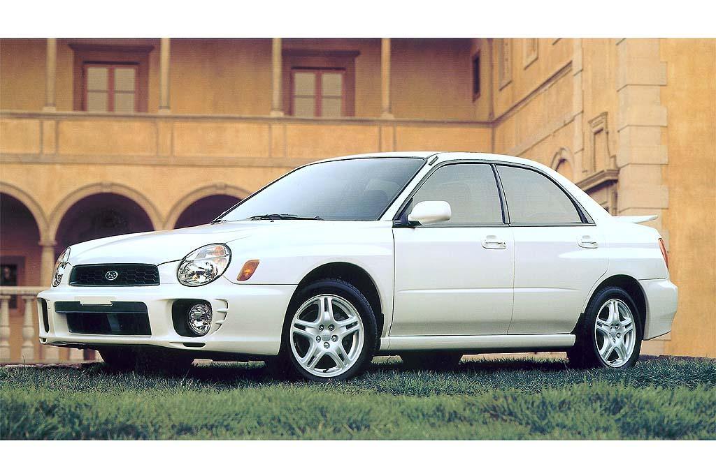 2002-07 Subaru Impreza | Consumer Guide Auto on
