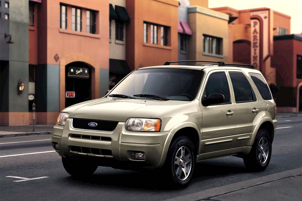 Ford Escape Suv >> 2001-04 Ford Escape | Consumer Guide Auto