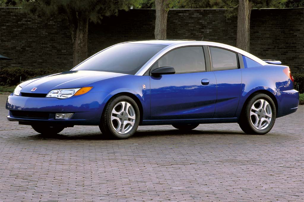 2003-07 Saturn Ion | Consumer Guide Auto | Saturn Ion Coupe Engine Schematics |  | Consumer Guide Auto