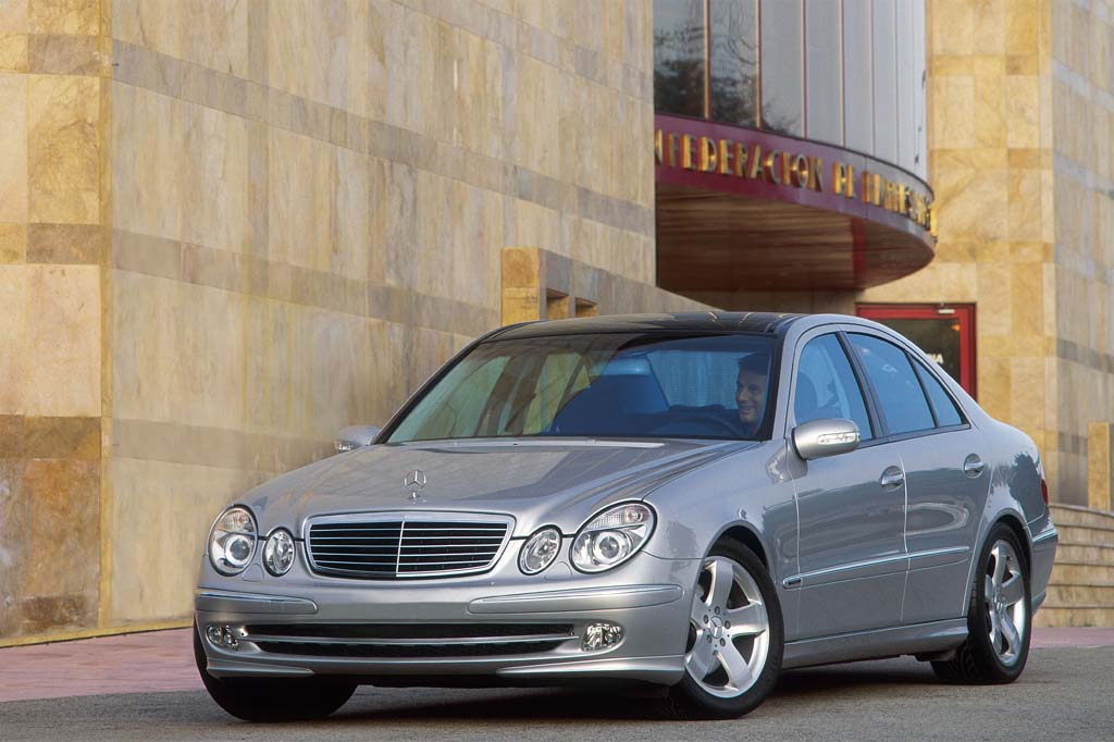 Certified Pre Owned Mercedes >> 2003-09 Mercedes-Benz E-Class | Consumer Guide Auto