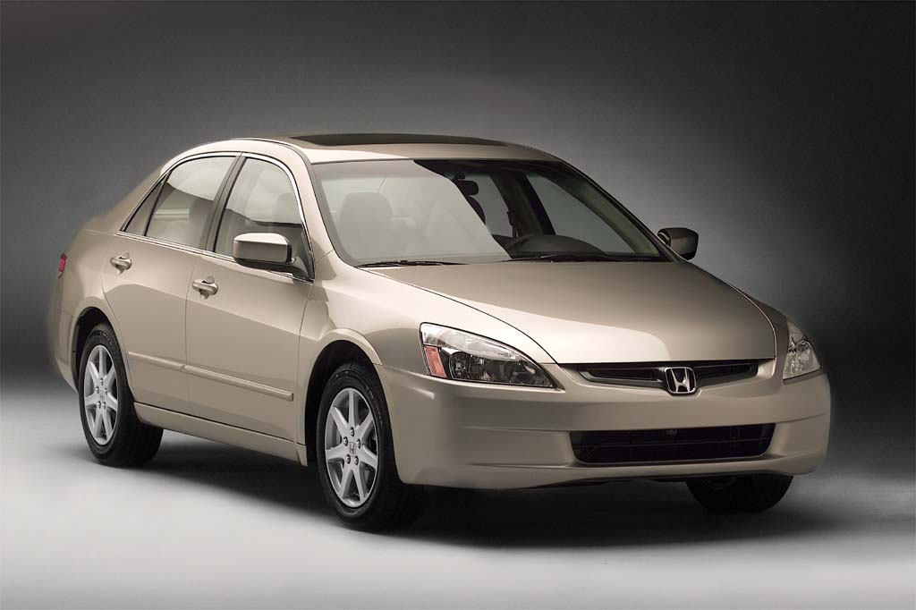 2003 07 Honda Accord Consumer Guide Auto