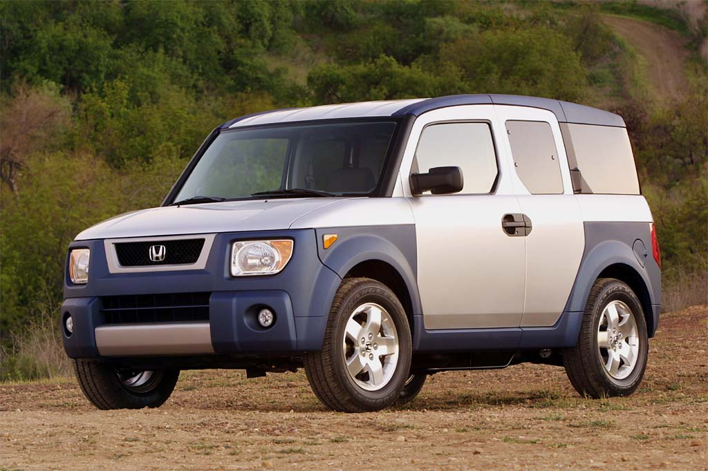 Certified Pre Owned Honda >> 2003-11 Honda Element | Consumer Guide Auto