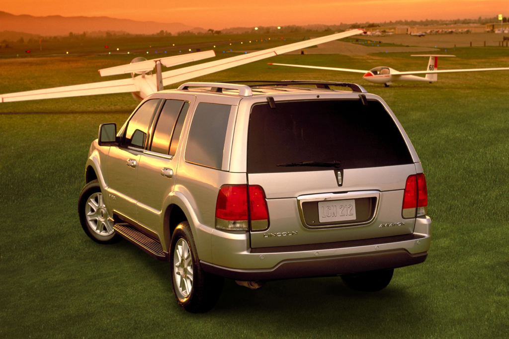 2003 05 Lincoln Aviator Consumer Guide Auto