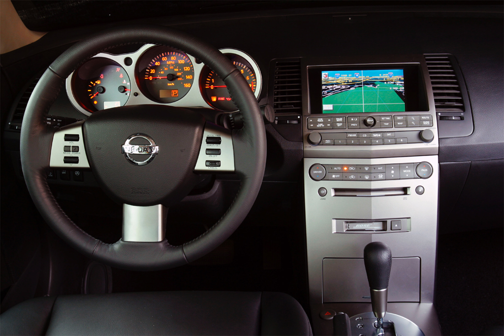 2007 nissan maxima manual transmission