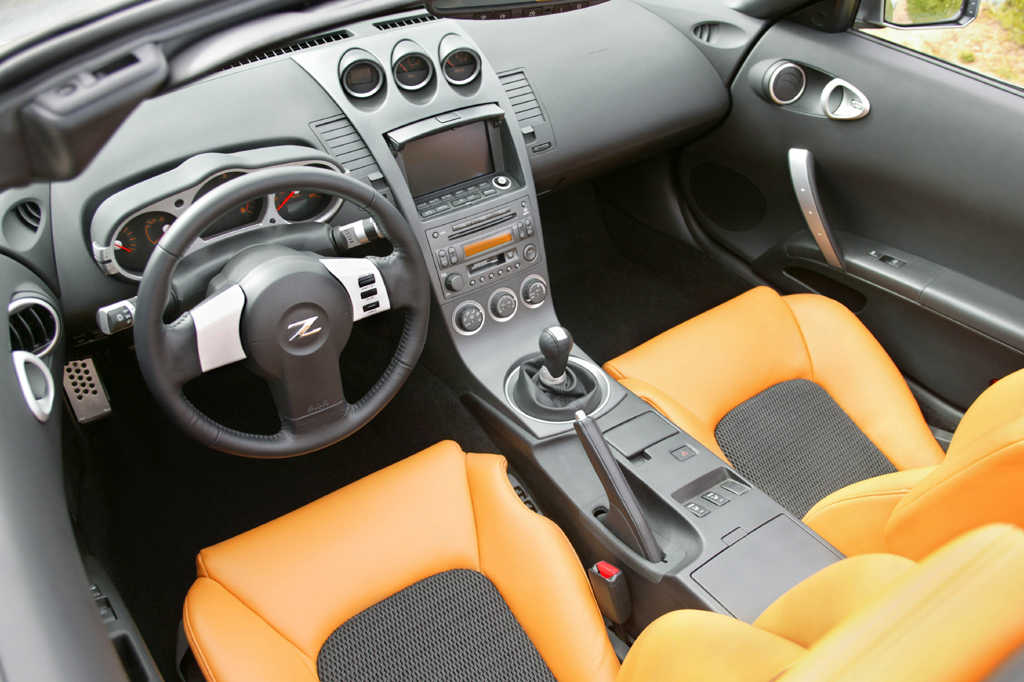 2003 09 Nissan 350z Consumer Guide Auto