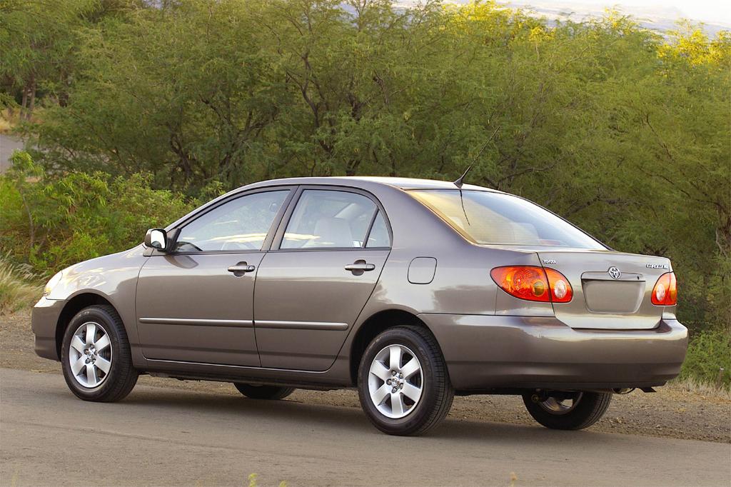 2003-08 Toyota Corolla | Consumer Guide Auto