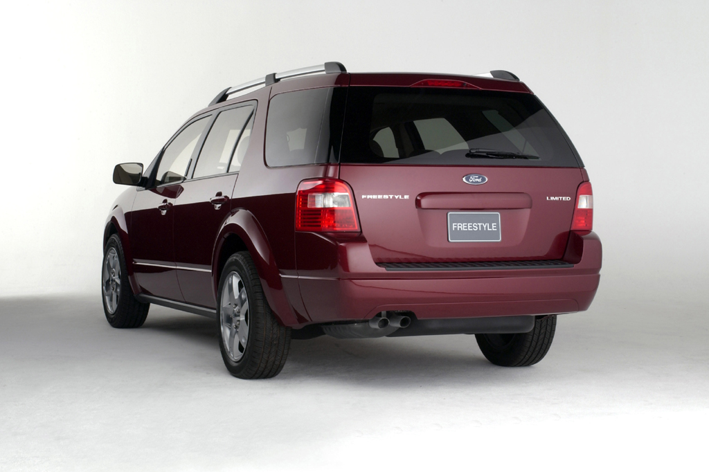 2005-07 Ford Freestyle | Consumer Guide Auto