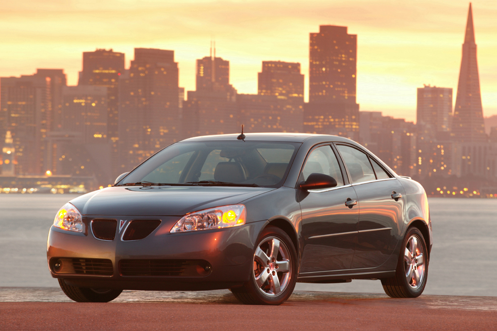 2005-10 Pontiac G6 | Consumer Guide Auto on