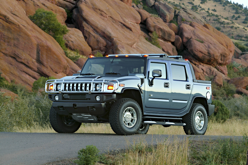2003-09 Hummer H2 | Consumer Guide Auto