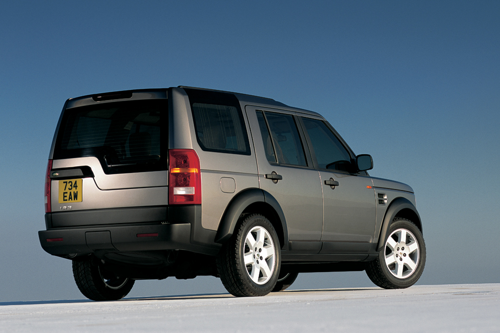 Land Rover Discovery Price >> 2005-09 Land Rover LR3   Consumer Guide Auto