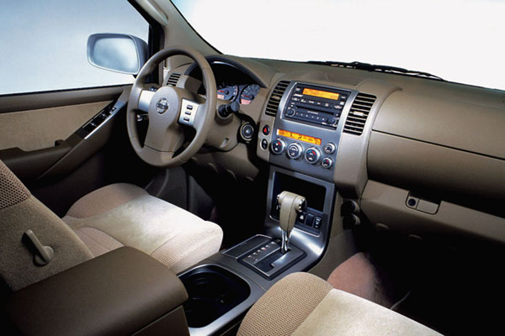 2005 12 Nissan Pathfinder Consumer Guide Auto