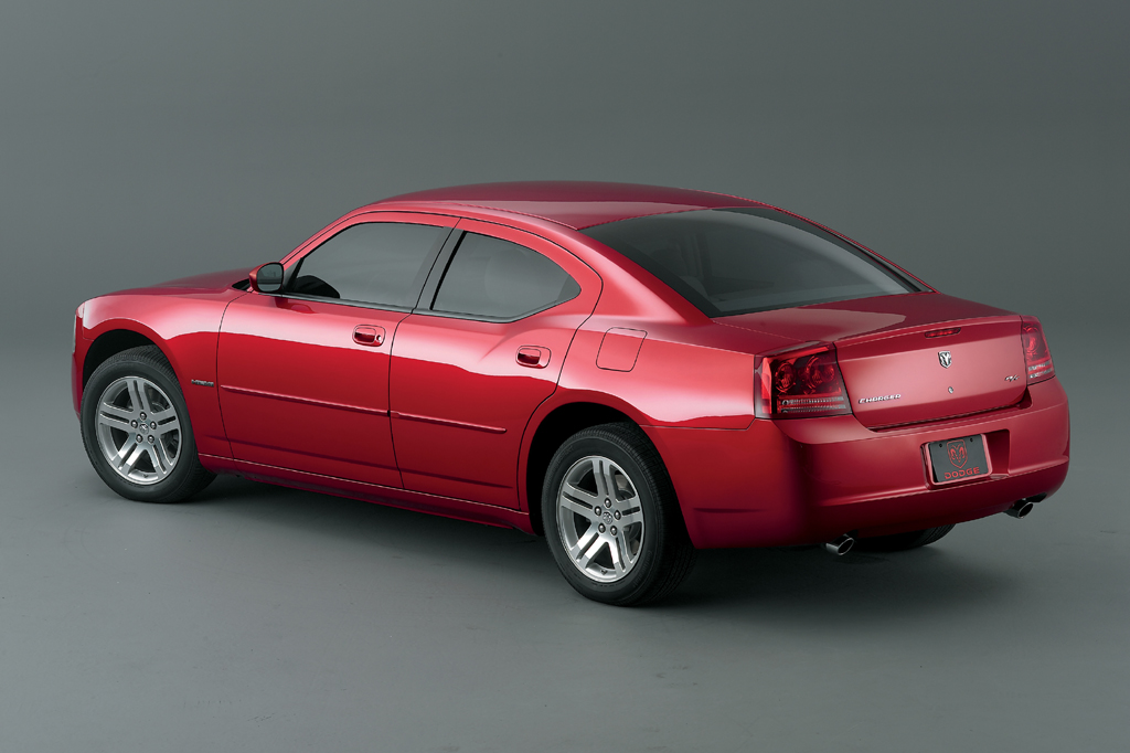 2006-10 Dodge Charger | Consumer Guide Auto