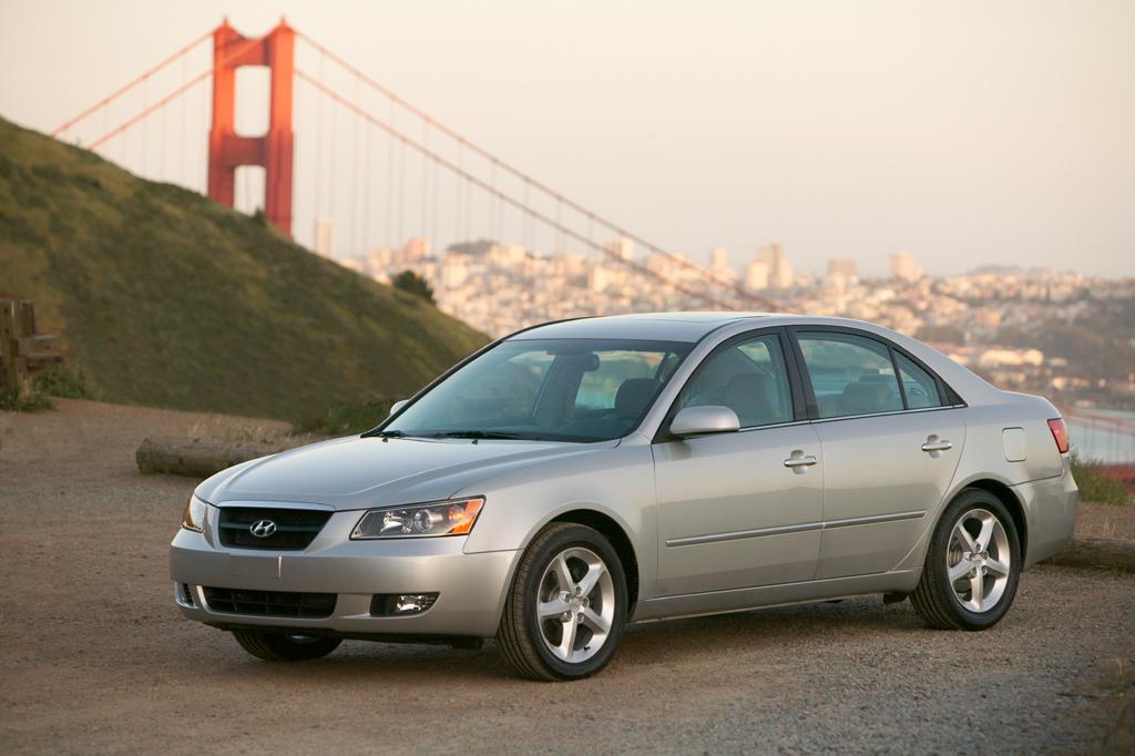 2006 10 Hyundai Sonata Consumer Guide Auto