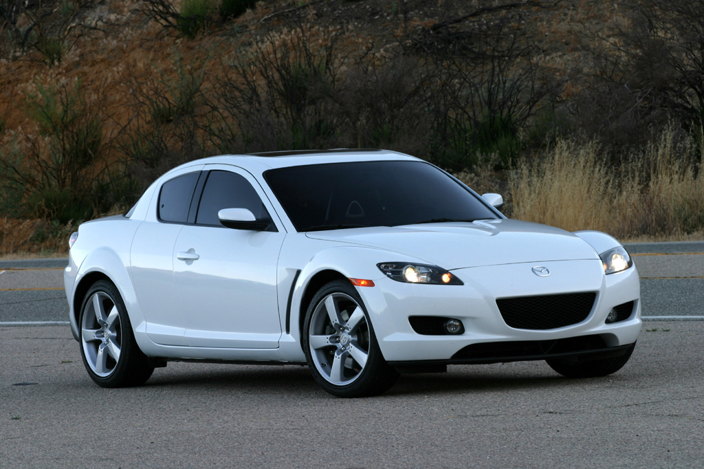 Good Guys Auto >> 2004-11 Mazda RX-8 | Consumer Guide Auto