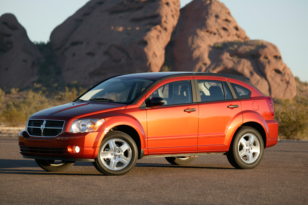 2007 12 Dodge Caliber Consumer Guide Auto