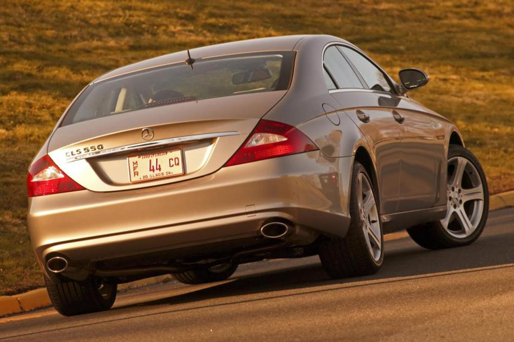 Tire Ratings Guide >> 2006-11 Mercedes-Benz CLS-Class | Consumer Guide Auto