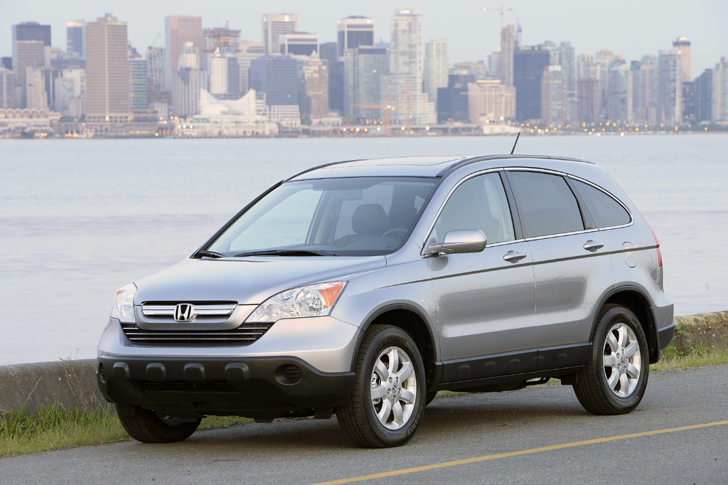 Jeep Certified Pre-Owned >> 2007-11 Honda CR-V | Consumer Guide Auto