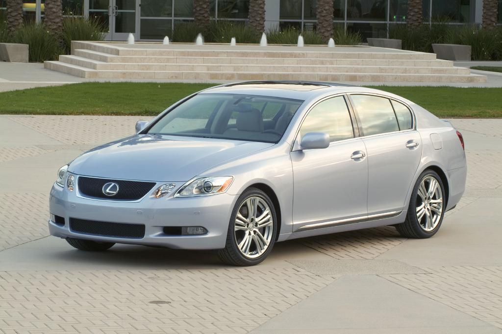 2006-11 Lexus GS | Consumer Guide Auto