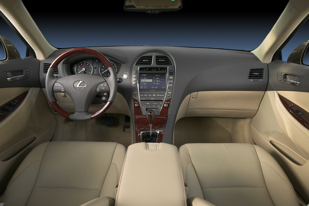 Best Midsize Luxury Sedan >> 2007-12 Lexus ES 350 | Consumer Guide Auto