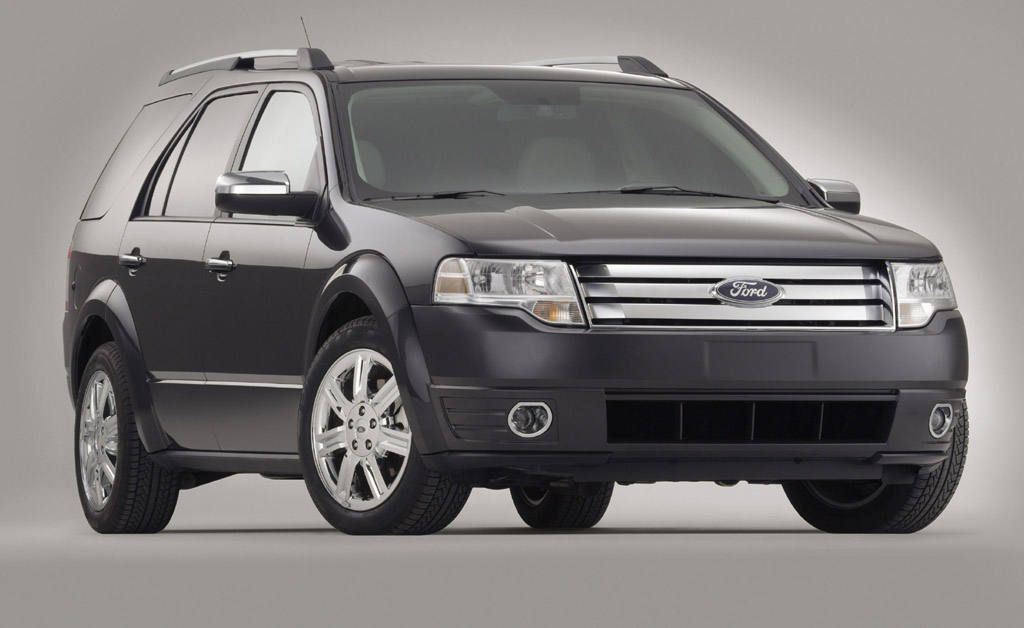Extended Auto Warranty >> 2008-09 Ford Taurus X | Consumer Guide Auto