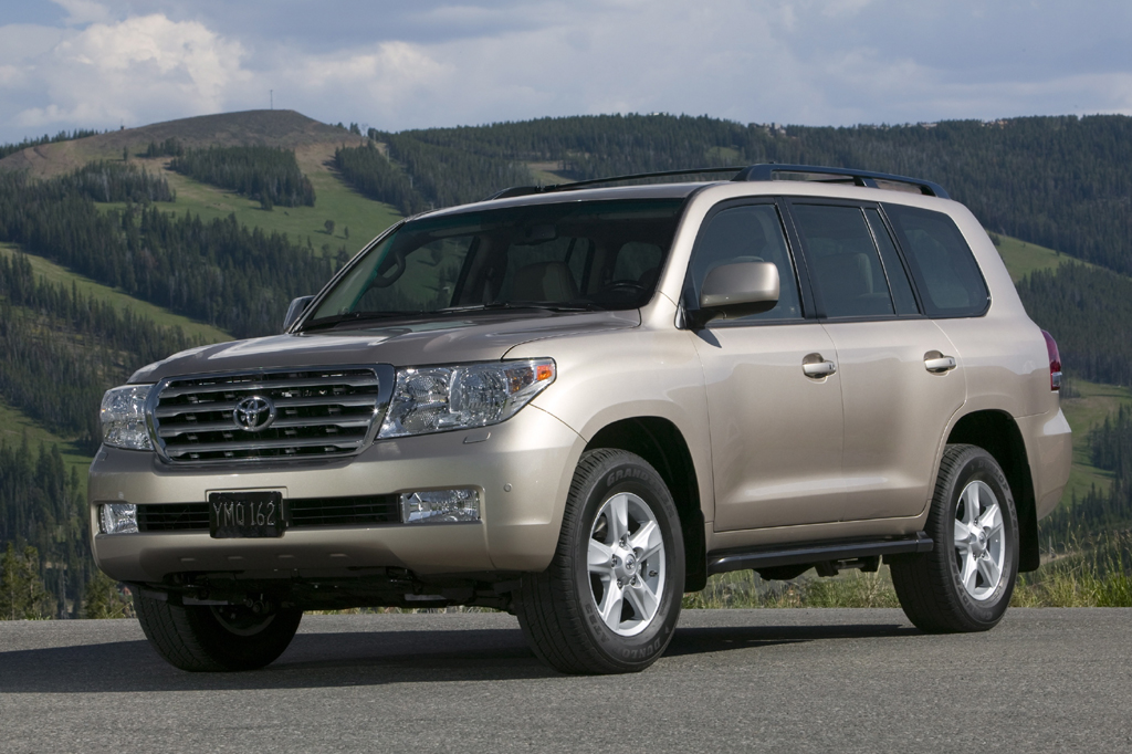 Toyota Certified Pre Owned >> 2008-11 Toyota Land Cruiser | Consumer Guide Auto