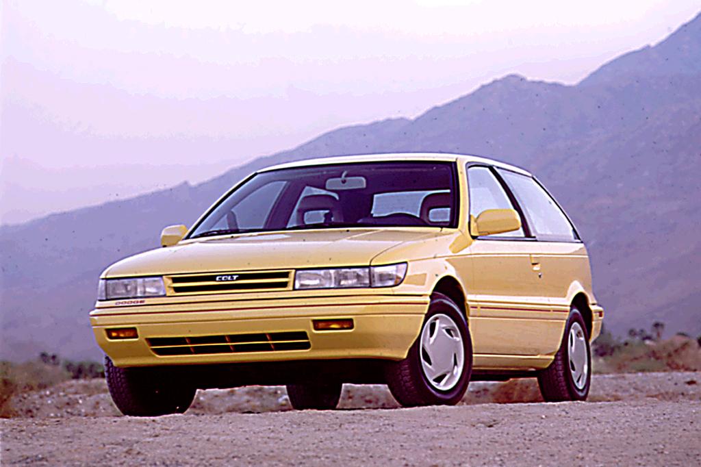 1990-92 Dodge Colt | Consumer Guide Auto