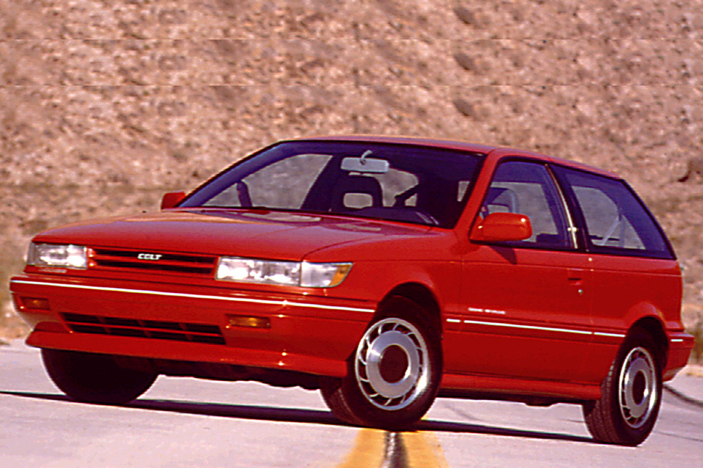 Sundance Used Cars >> 1990-92 Dodge Colt | Consumer Guide Auto