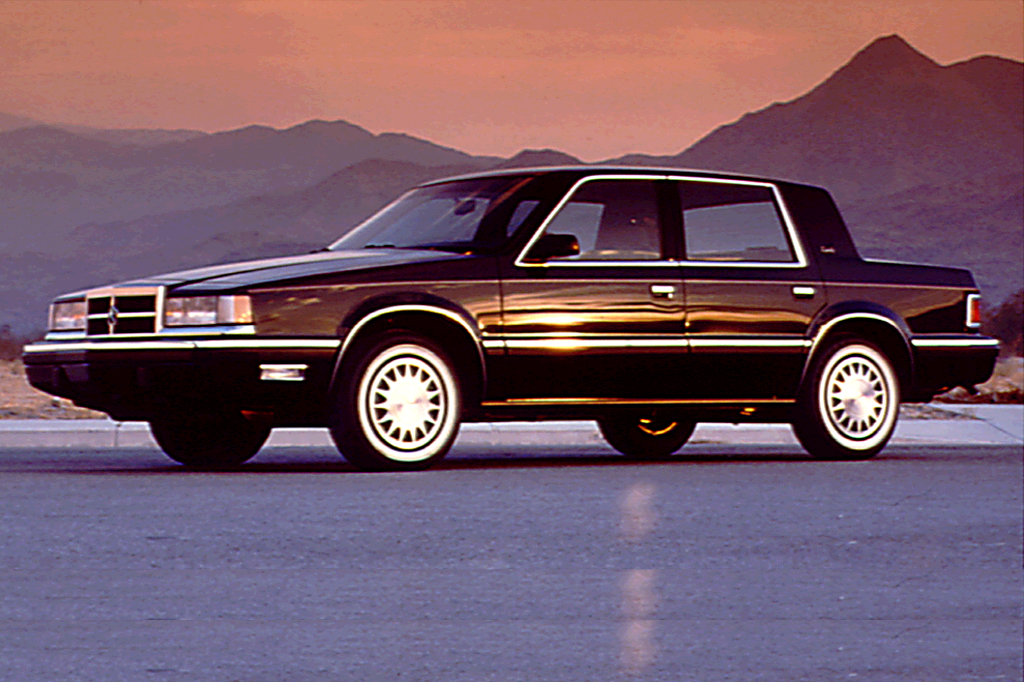 Best Car Warranty >> 1990-93 Dodge Dynasty | Consumer Guide Auto