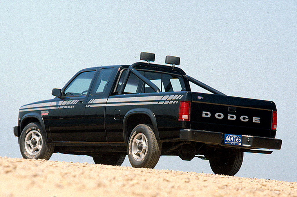 1992 dodge dakota review