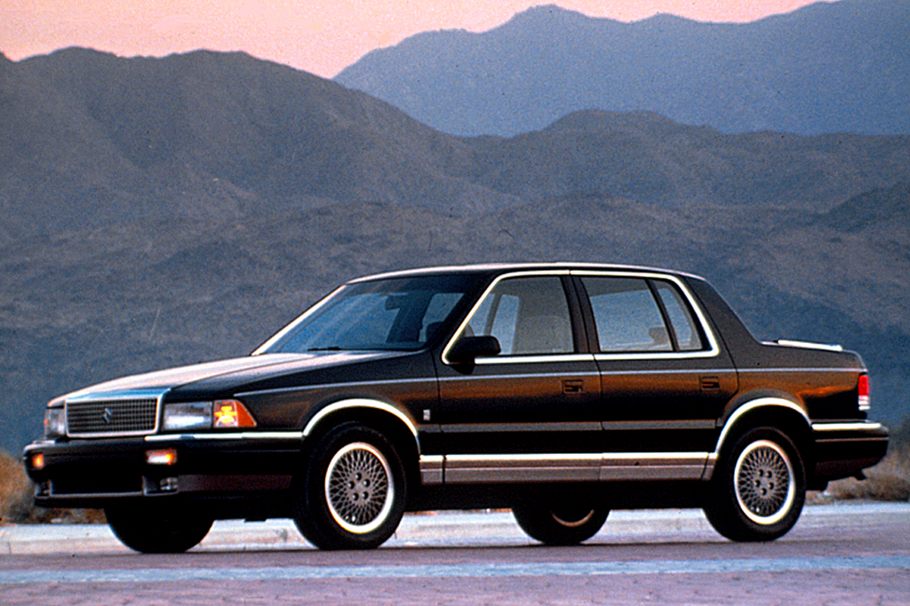 1990-95 Plymouth Acclaim | Consumer Guide Auto