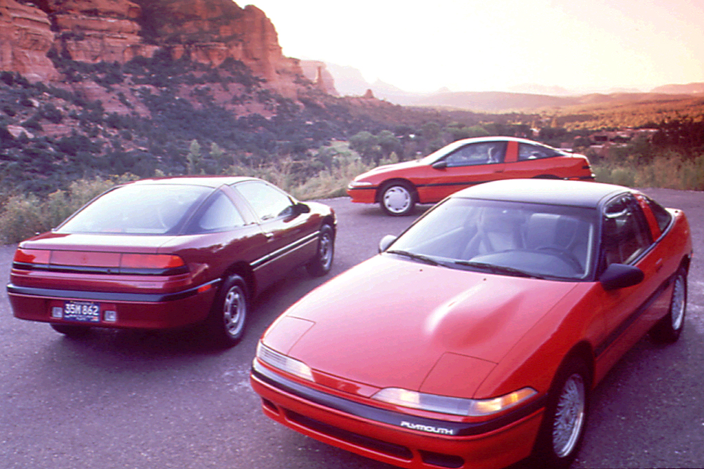 Performance Auto Sales >> 1990-94 Plymouth Laser | Consumer Guide Auto